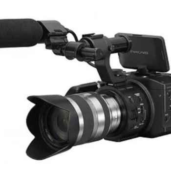 Rent Canon 2-Lens FS-700 Package