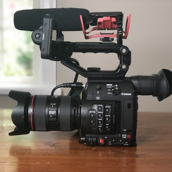 Rent Canon C200 - Documentary/Short Film Package