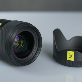 Rent Sigma 35mm 1.4 Art Lens for Canon