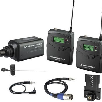 Rent Sennheiser EW100 G2 - Wireless