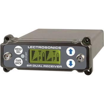 Rent Lectrosonics SRc Dual Wideband (A1, A1, & B1) Set