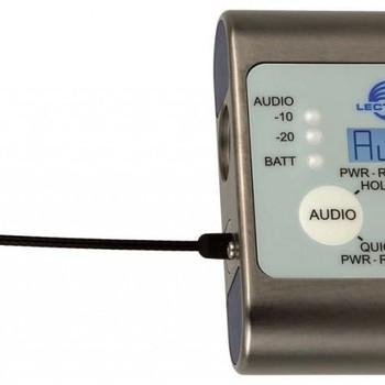 Rent Lectrosonics WM Waterproof transmitter (Block 19) Set