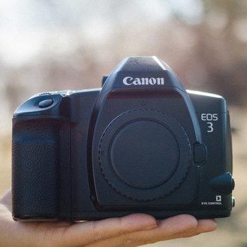 Rent Canon EOS 3
