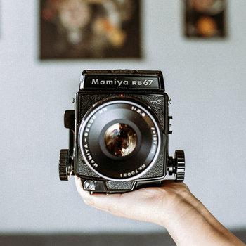 Rent Mamiya RB67 Pro Kit