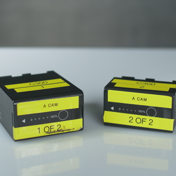 Rent Canon 2 batteries
