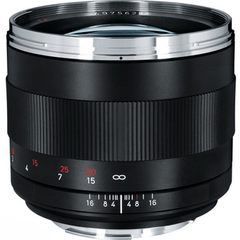 Rent 85mm Zeiss Telephoto Lens