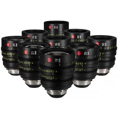 Leica summicron set
