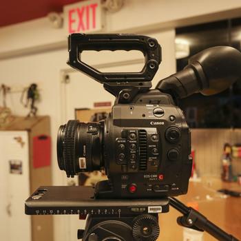 Rent Canon C300 MK II EF or PL Mount