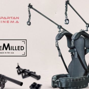 Rent Ready Rig GS + Pro Arms + CineMilled Spindles + Swivel