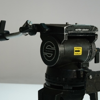 Rent Sachtler 7+7 Studio 2 (Video 30) Pan Tilt Fluid Head