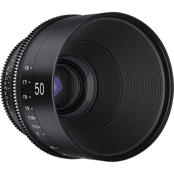 Rent Rokinon Xeen 50mm T1.5 Cine Lens for EF Mount