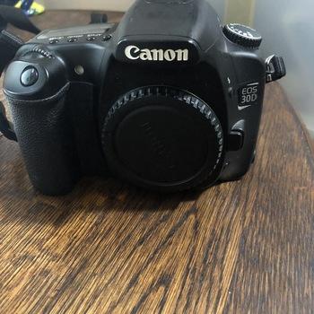 Rent Canon 30D