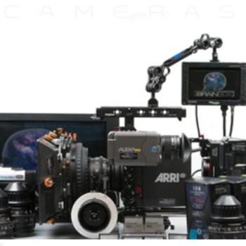 Rent Arri ALEXA MINI - ULTIMATE Package - w/ AKS + Lens Choices