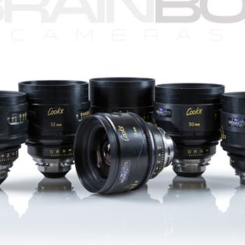 Rent Cooke S4 Primes - 6 Lens Set