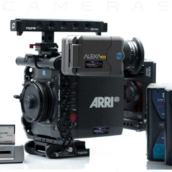 Rent Arri ALEXA MINI - Basic Package - w/ Full Compliment of AKS