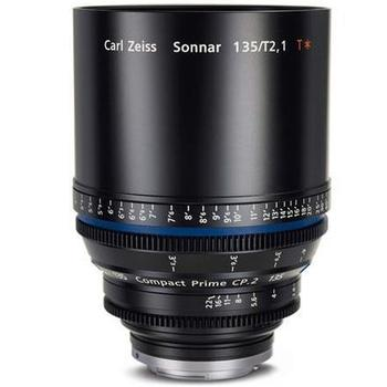 Rent ZEISS / Arri 135nn Compact Primes CP.2 - PL or EF Mount