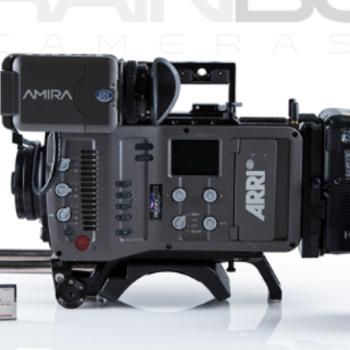 Rent Arri AMIRA Premium Camera - BASIC Package w/ AKS