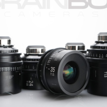 Rent Sigma Cine High Speed FF Primes - T1.5 - 5 Lens Set - PL