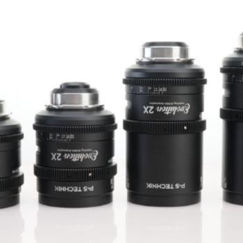 Rent KOWA Evolution Anamorphics 4 Lens Set - by P+S Technik