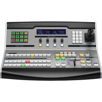 Rent Blackmagic Design ATEM 1 M/E Broadcast Panel