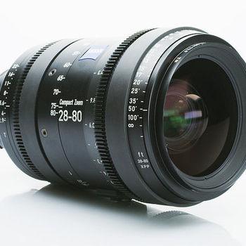 Rent Zeiss Compact Zoom CZ.2 28-80mm T2.9