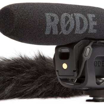 Rent Rode VideoMic Pro Compact On-Camera Shotgun Microphone