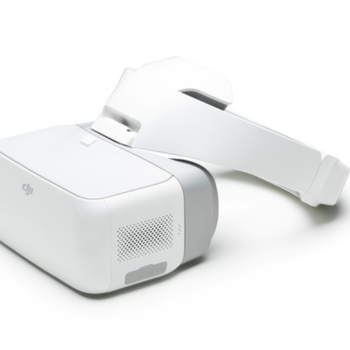 Rent DJi Goggles are compatible with any DJi aircraft and can act as an external monitor to your laptops and TVs. The DJi Goggles connect wirelessly to the Mavic Pro.