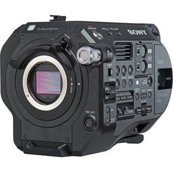 Rent Sony FS7 MARK II KIT with lenses