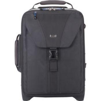 Rent Think Tank Photo Airport TakeOff Rolling Camera Bag (Black)