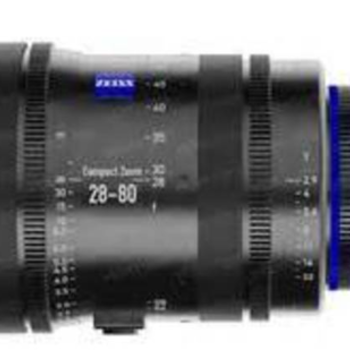 Rent Zeiss 28-80mm T2.9 Compact Zoom CZ.2 Lens