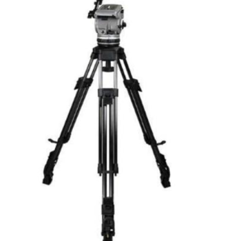 Rent Cartoni Gamma Head, 2-Stage Aluminum Tripod