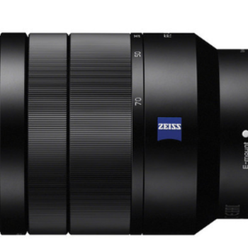 Rent Sony Zeiss Vario-Tessar T* FE 24-70mm f/4 - A7S & Sony FS7