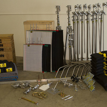 Rent Basic Grip Package