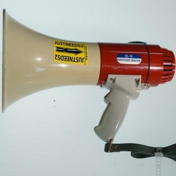 Rent Fannon Megaphone