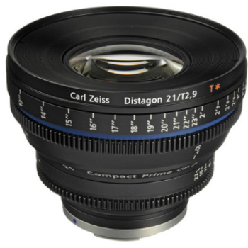 Rent Zeiss 21mm CP.2 T2.9 PL Mount (EF Mount available)