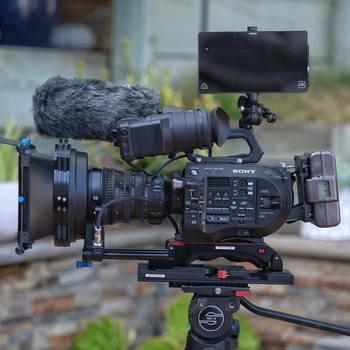 Rent Sony FS7 Mark II Package!