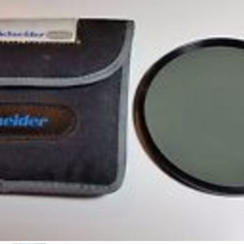 Rent Schneider 138mm Mounted True-Pol Linear Polarizer Filter