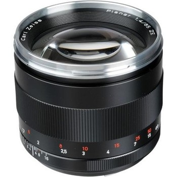 Rent Zeiss Telephoto 85mm f/1.4 ZE Planar T* Manual Focus Lens fo