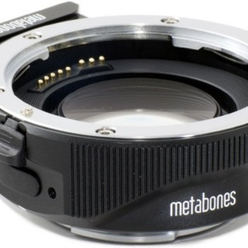 Rent Metabones Sony mount to canon EF mount