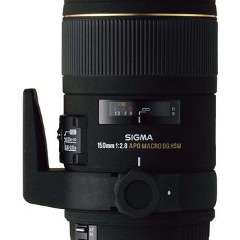 Rent Sigma 150mm f/2.8 Macro OS (Stabilized!) for Canon