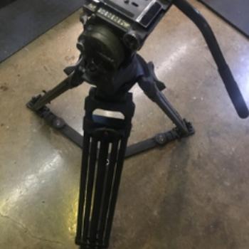 Rent OConnor 1030D Fluid Head with Carbon Fiber Legs