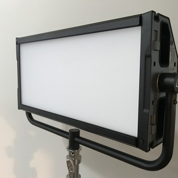 Rent Litepanels Gemini with hard roller case, honeycomb, junior lowboy stand