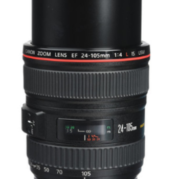 Rent Canon EF 24-105mm f/4 L IS USM