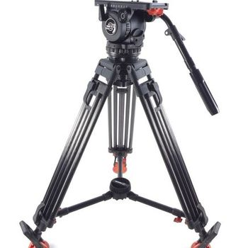 Rent SACHTLER VIDEO 18 with carbon Fiber sticks