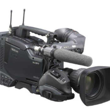 "Rent Sony PDW-F800 XDCAM HD422 2/3"" 3CCD Camera"