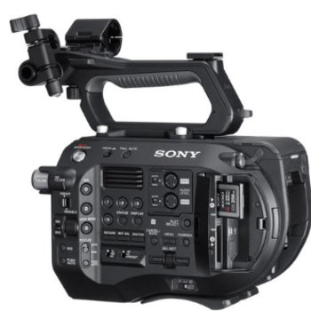 Rent Sony PXW-FS7 MARK 2 XDCAM Super 35 Camera + Metabone EF