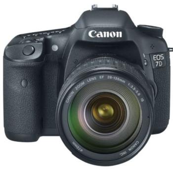Rent Canon EOS 7D