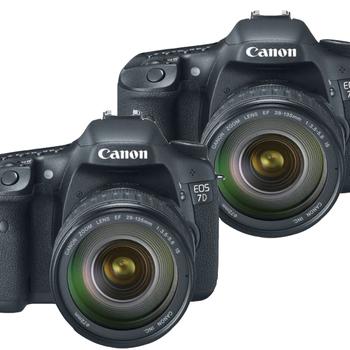 Rent 7D BODY BUNDLE - x2 Canon EOS 7D Body Bundle