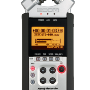 Rent Zoom H4n 4-Channel Mixer/Recorder w/ Case