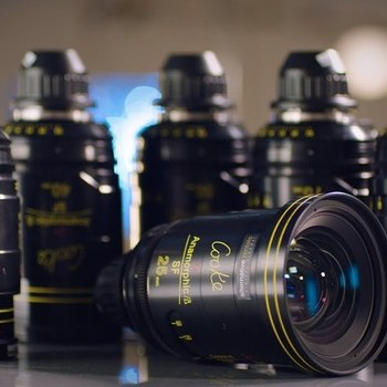 Rent Cooke Anamorphic SPECIAL FLARE - Pick Four (32,40,50,75,100)